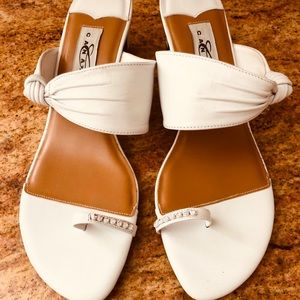 Canaan Knot Ring Sandal